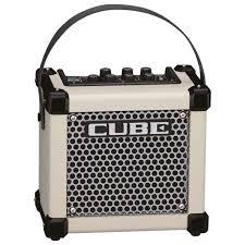 <b>ROLAND</b> M-CUBE-GXW <b>гитарный комбо</b> белый - купить <b>Гитарное</b> ...
