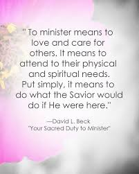 Service Lds Quotes And Sayings. QuotesGram