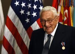 Image result for Jared Kushner and Henry Kissinger