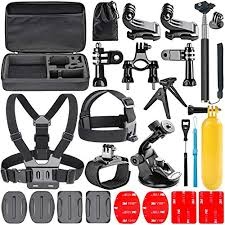 <b>Action Cameras</b> Accessories with <b>Tripod</b>: Amazon.co.uk