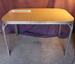 1950 Dining Room Furniture Vintage Retro 1950 S Mid Century Diner Kitchen Table Formica Wall