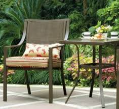 crossman piece outdoor bistro: amazoncom mainstays alexandra  piece bistro outdoor patio furniture set features red stripe cushions with butterflies this set is a perfect addition to