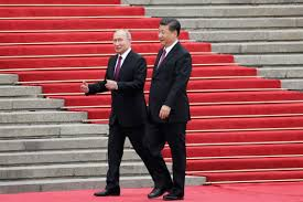 China and Russia: A Strategic Alliance in the Making   The National ...