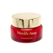 <b>Ферментированный крем для</b> лица The Skin House Wrinkle Away ...
