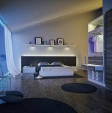 set the scene using ambient bedroom lighting it not only creates an ambient lighting creates