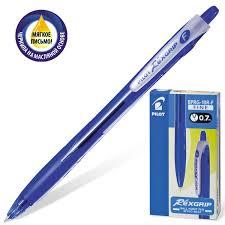 """<b>Ручка шариковая масляная автоматическая</b> PILOT """"Rex Grip ..."""