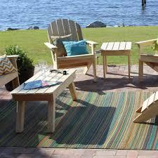 plastic outdoor rugs patios