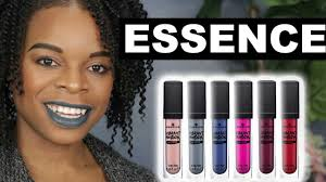 <b>ESSENCE</b> Vibrant <b>Shock</b> Lip Paint Swatches | PuckerUpBabe ...