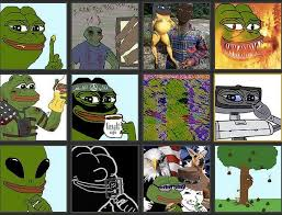The story behind 4chan's Pepe the Frog meme via Relatably.com