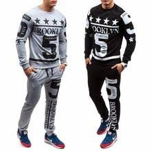 <b>ZOGAA Hot Sale</b> Casual <b>Men</b> Tracksuit Sets O-Neck Sportwear <b>Men</b> ...