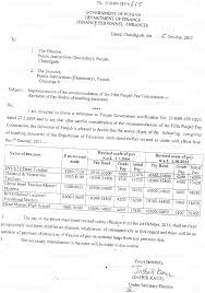new pay scale for jbt ett master bpeo head master punjab th pay to decide that the scales of pay of the following categoric of tead nr r 1 f 5 i el of tjic department of education shall stand further revised as