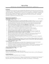 doc district manager resume retail com district store manager resume