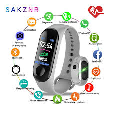 Super Promo Smart Band <b>m3 Sprrt Continuous</b> Heart Rate Monitor ...