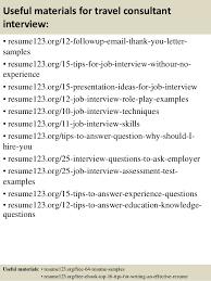 14 useful materials for travel consultant junior travel consultant resume