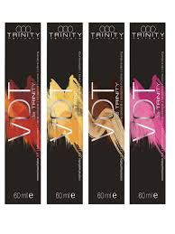 <b>Trinity</b> VDT cream <b>hair</b> colour cтойкий краситель 60 мл 5.56 светло ...