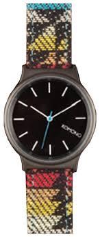 Наручные <b>часы KOMONO Wizard</b> Print Series Navajo — купить по ...
