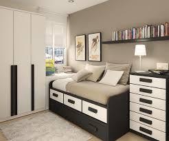 dark furniture in modern small bedroom interior design tips on arranging small bedroom bedroom furniture colors