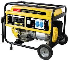 <b>Бензиновый генератор Бизон ГБ</b>-<b>6500</b> (4500 Вт) — купить по ...