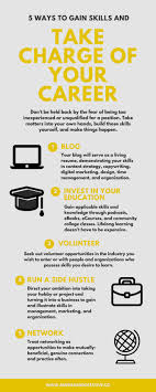 best images about career change employee benefit 5 ways to gain skills and take charge of your career