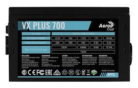 Обзор и тест бюджетного <b>блока питания AeroCool VX</b> Plus 700W