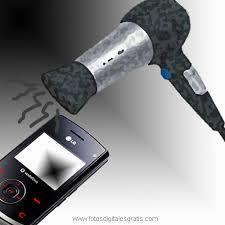 Repara un celular mojado