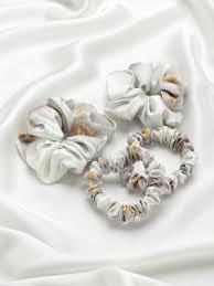 Шелковые <b>резинки для волос</b> купить|Интернет магазин 8 HORAS