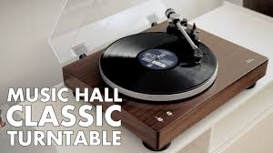 Music Hall <b>Classic Turntable</b> Review - Affordable Audiophile ...