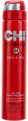 <b>Термозащитный лак для волос</b> - CHI 44 Iron Guard Style & Stay ...