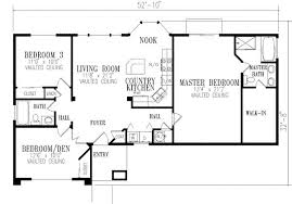 Open Floor Plans  Perks and BenefitsL shaped open concept floor plans   country kitchen