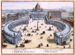 「San Pietro in Vaticano」の画像検索結果