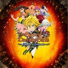 <b>The Seven Deadly Sins</b>: Knights of Britannia on PS4   Official ...