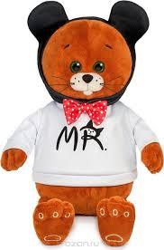 "<b>Мягкая игрушка Колбаскин & Мышель</b> ""Мистер <b>Колбаскин</b>"", 25 см ..."