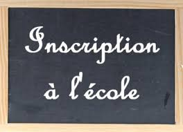 Image result for inscriptions scolaires 2016