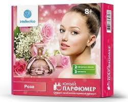 <b>Набор</b> для творчества <b>Юный парфюмер</b>: мини Роза <b>Intellectico</b> ...