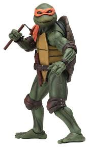 <b>Фигурка</b> NECA Teenage Mutant Ninja Turtles 1990 <b>Movie</b> ...