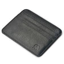 Online Shop <b>NEW Genuine Leather magic</b> wallet Credit Cart Wallet ...