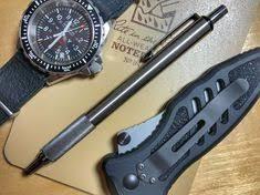 Tactical pens: лучшие изображения (40) | Матовый черный ...