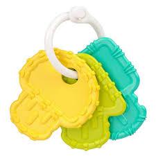 Re-Play <b>Teether Keys</b> - <b>Happy Baby</b> Company