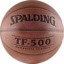 <b>Мяч баскетбольный Spalding</b> TF-500