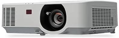 NEC Professional Video Projector (NP-P554W ... - Amazon.com