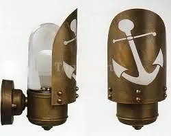 Уличные <b>светильники</b> в морском стиле – купить по низкой цене в ...