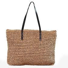 SODIAL <b>Hot</b> Straw Bag Women Handbag <b>Bohemia</b> Beach Bags ...