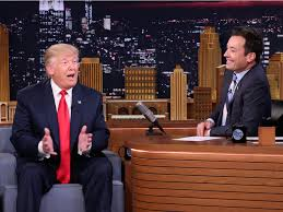 jimmy fallon blasted for sickening softball donald trump jimmy fallon blasted for sickening softball donald trump interview business insider