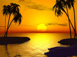 Image result for Sun Set Image