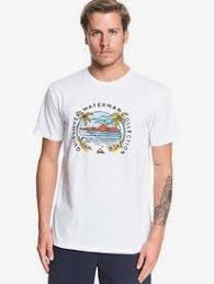 Мужские <b>футболки</b> - <b>Quiksilver</b>
