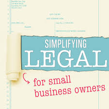 Simplifying Legal for Small Business Owners