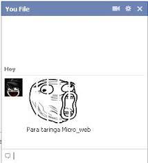 Truco Facebook: Emoticones memes Version Grande :D[actuazdo ... via Relatably.com