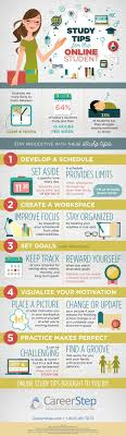 best ideas about online college college courses 5 great study tips for online students infographic elearninginfographics com