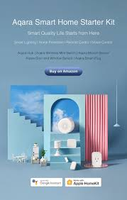 <b>Smart Home</b> Starter Kit | <b>Aqara</b>