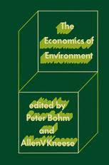 essay on economic growth and environmental quality   springerthe economics of environment
